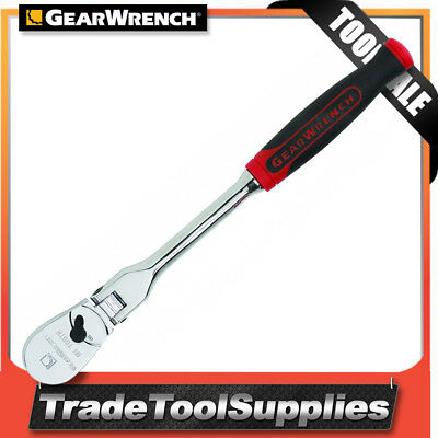 "GearWrench Ratchet 1/4"" Drive Cushion Grip Flex 84 Tooth 81009F"