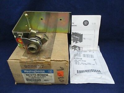 Westinghouse 4987D14G02 30-60 & 100A DS Switch new