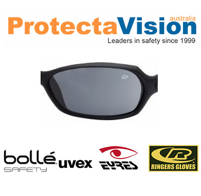Bolle Safety - Hurricane - Replacement Smoke or Clear Lens Only