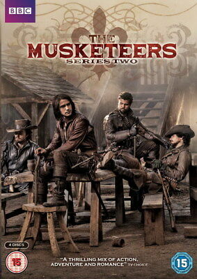 """003 The Musketeers - Season1 2 3 4 Fight Hot TV Shows 14""""x19"""" Poster"""