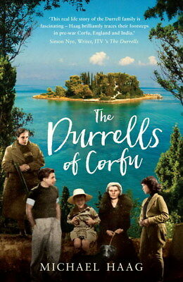 """004 The Durrells - Keeley Hawes Family UK TV Show 14""""x21"""" Poster"""