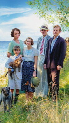 """005 The Durrells - Keeley Hawes Family UK TV Show 14""""x24"""" Poster"""