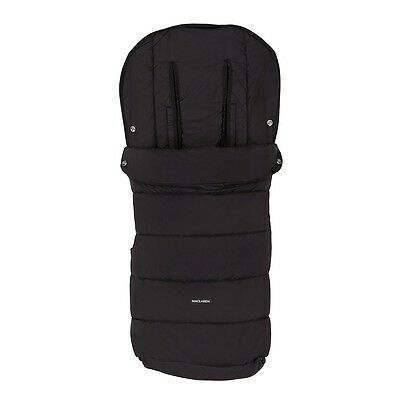 Maclaren Packaway Footmuff - Black
