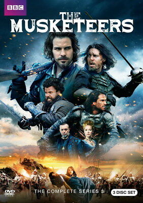 """007 The Musketeers - Season1 2 3 4 Fight Hot TV Shows 24""""x34"""" Poster"""