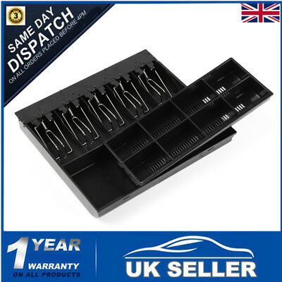 Money Cash Drawer Tray Register Till Insert Coin Cashier Storage for 410 Series
