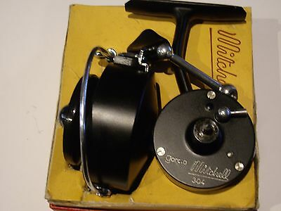 Mitchell 304 Fishing Reel In The Box