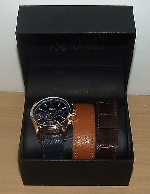 Mens Watch In Gift Box
