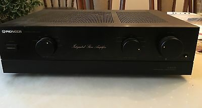 Pioneer Integrated Amplifier A-400X - Made in Japan