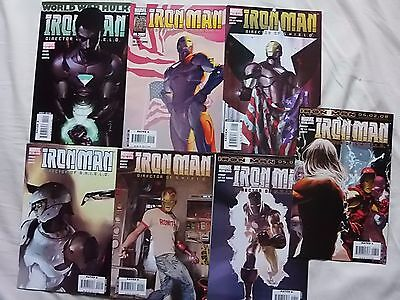 IRON MAN 19-26 MARVEL comics SERIES run