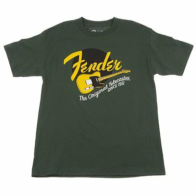 Fender Original Tele T-Shirt - Green