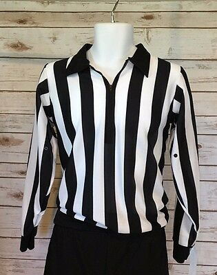 CCM M-150 Referee Jersey XS Made In Canada Polyester New With Tags