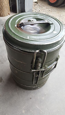Thermobox Speisebehälter Thermoport BW Bundeswehr Thermo Box 15 Liter