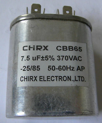 Lincoln - 369192 - Capacitor - 7.5 uF 370VAC - OER