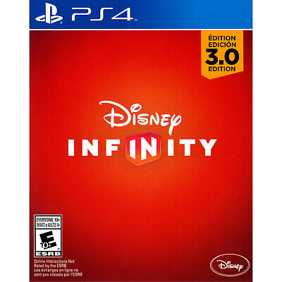Disney Infinity 3.0 Edition (Game Only) PS4 [Factory Refurbished]