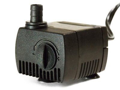 Canary Products POS3045 Pump Aquarium and Fountain Pump with 2 Tubing and 10 Cor