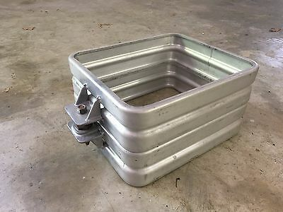 "Aluminum Foundry Flask sand casting mold 11""x 13""x 8"" mould metal"