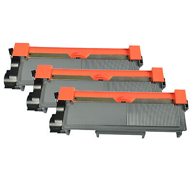 3 PK HY Toner Cartridge Black Fit for Brother TN660 TN-660 HL-L2300D DCP-L2540DW