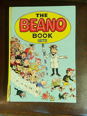 Beano annual 1972 - Good Condition