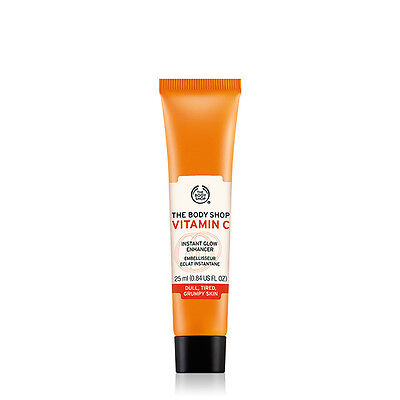 The Body Shop Vitamin C Instant Glow Enhancer 25ml Brand New