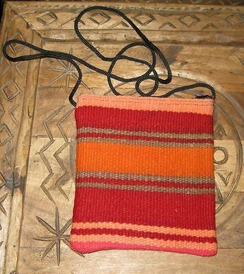 Wool Purse-Small Purse- Berber wool purse-Small purse wallet-Small travel purse