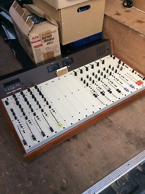 Soundcraft Delta 200 20 4 2 Studio Mixer 163 83 00