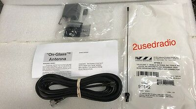 PCTel AP454.3 on-glass UHF mobile antenna 3db 410-512 mHz