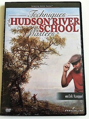 Erik Koeppel:Techniques of the Hudson River School Masters -Art instruction DVD