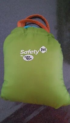 protege caddie bebe marque safety 1st comme neuf