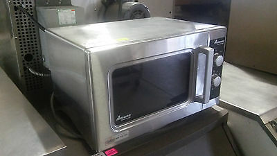 Commercial microwave: Used Restaurant Equipment