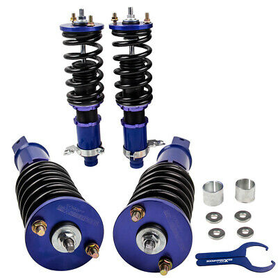 For Honda Civic 88-91 Acura Integra 90-93 Height Adjust Coilovers Lowering Kits
