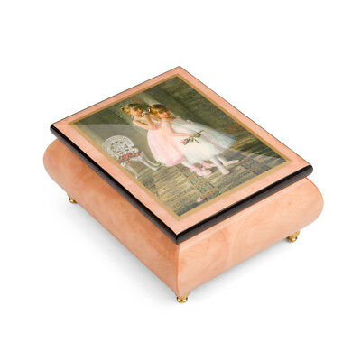 NEW Ercolano Encore Musical Jewellery Box