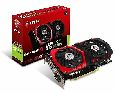 MSI nVidia GeForce GT 710 2GB GDDR5 HDMI DVI VGA D-SUB Low Profile Graphics Card