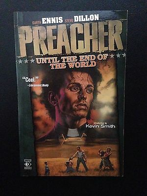 Preacher book 2 Untill The End of The World