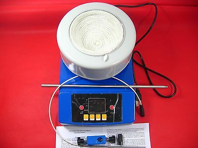 ZNCL-TS 2000ml Digital Magnetic Stirring Electric Heating Mantle Top Quality a