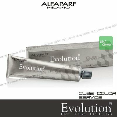 ALFAPARF Milano Evolution of the Color Platinum Permanent Hair Dye Tube 60ml