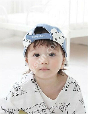 Baby Infant Toddler Kids Cute Casquette Beret Cap Duckbill Hat Unisex  K08