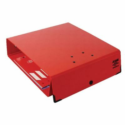 Arianex Red Double A4 Lever Arch File DA4R [AK11504]