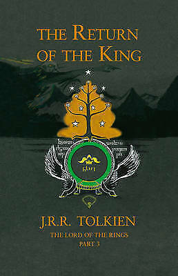 The Return Of The King 50th Anniversary Edition by J. R. R. Tolkien (Hardback, 2