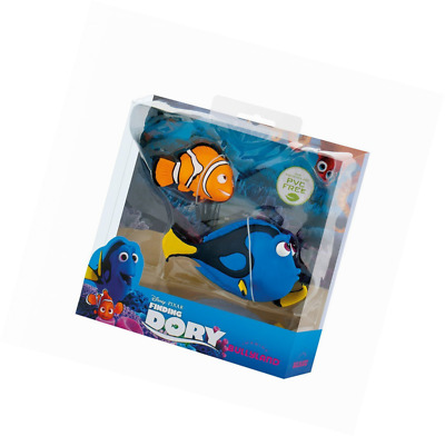 Finding Dory Figures Disney Pixar Bullyland Nemo Kids Toy Squirt Bath Shower