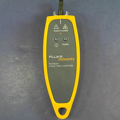 Fluke VisiFault Visual Fault Locator, New Condition!