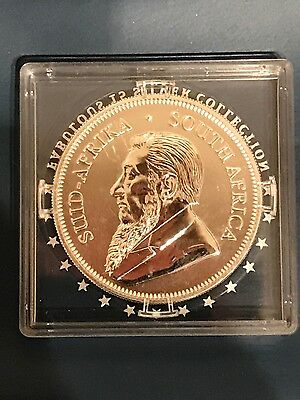 2017 Krugerrand 50th Anniversary 1oz Silv er Proof got certified highly sorted