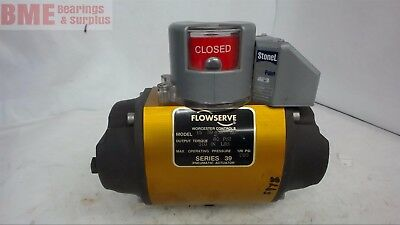Flowserve Worchester Controls 15 39Sn R6 Pneumatic Actuator 120 Psi,