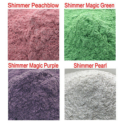 10g Shimmer Color Cosmetic Grade Natural Mica Powder Soap Candle Colorant