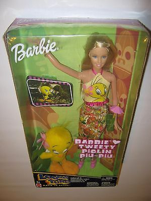Mattel Barbie loves Tweety Piolin Piu-Piu 2003