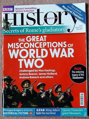 Great Misconceptions Of WWII BBC History Magazine WW2 WWII War Hitler Dambusters
