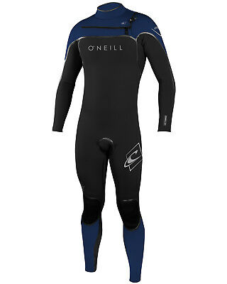 O'Neill Psycho 1 3/2mm Mens Wetsuit (2016)  in Blue & Black - On Sale!