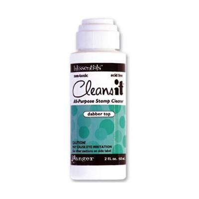 Ranger Inkssentials Cleansit All-Purpose Stamp Cleaner