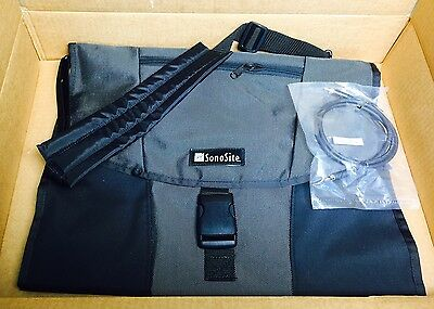 SonoSite 180 CARRY CASE P02724-01* NEW * NEVER USED New In Box