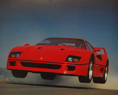 Ferrari 1992 Calendar Collection by Gunther Raupp 12 Pictures