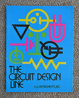 E&L Electronic Circuit Design Prototyping 1976 Product Line Catalog - PC Board?